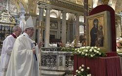 Phụng vụ lễ Đức Trinh Nữ Maria Mẹ Hội Thánh
