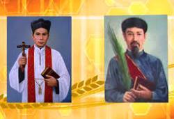Hai Thánh Phêrô Đoàn Công Quí và Emmanuel Lê Văn Phụng (Long Xuyên)