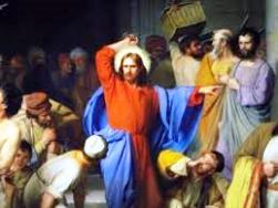 Nhiệt tâm với việc nhà Chúa: Suy niệm TMCN III Mùa Chay B