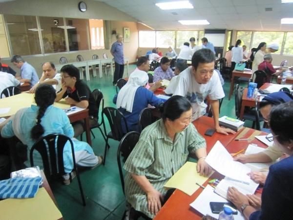 Thăm Học viện Mục vụ Đông Á (E.A.P.I)