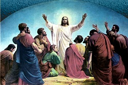 Liturgical day: Tuesday 5th of Easter