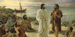 Daily Meditation: ``This was the third time that Jesus revealed... ``