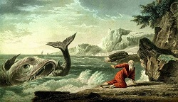 Daily Meditation: ``As Jonah became a sign for the people of Nineveh...``
