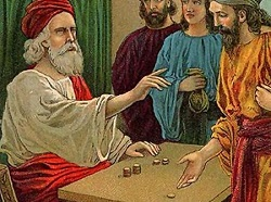 Liturgical day: Friday 31st in Ordinary Time