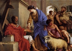 Liturgical day: Tuesday 32nd in Ordinary Time