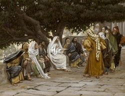 Daily Meditation: ``For He is God of the living and not of the dead...``