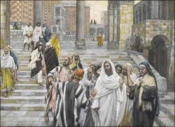 Daily Meditation: ``There shall not be left one stone upon another``