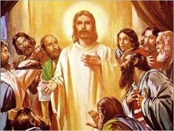 Liturgical day: Easter Thursday (Octave of Easter)