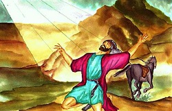 Liturgical day: January 25th: Conversion of Paul, apostle