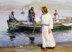 Daily Meditation: ``I will make you fish for people``