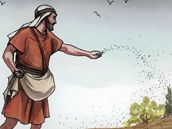 Daily Meditation: ``Now listen to the parable of the sower``
