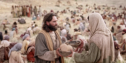 Daily Meditation: ``'How many loaves do you have?'. They answered, 'Seven, and a few small fish'``