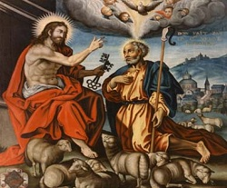 Liturgical day:  Thursday 18th in Ordinary Time
