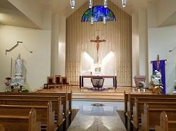 Liturgical vocabulary - Tên các không gian phụng vụ