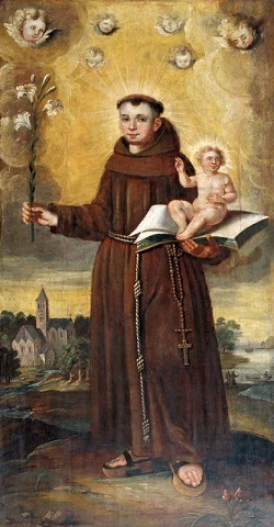 Daily Meditation: St. Anthony of Padua, presbyter (June 13th)