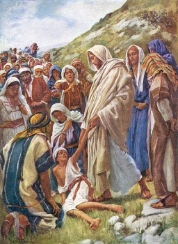 Daily Meditation: ``He cured all who were sick``
