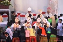 Đức hồng y Filoni thăm Gp. Hưng Hóa (21.01.2015)