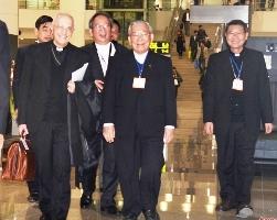 Đức hồng y Filoni thăm Giáo hội tại Việt Nam (19-20/1/2015)