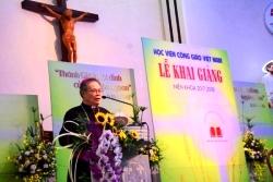 Học viện Công giáo VN: Khai giảng năm học 2017-2018