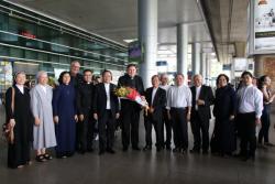 Đức hồng y Bộ trưởng Bộ Đời sống thánh hiến và các Tu đoàn tông đồ thăm Giáo hội VN