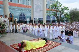 Thánh lễ truyền chức Giám mục GP Thanh Hóa Giuse Nguyễn Đức Cường