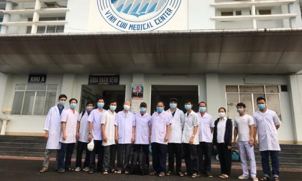 Giữa đại dịch: Những tu sĩ y tế Dòng Gioan Thiên Chúa xả thân vì mọi người