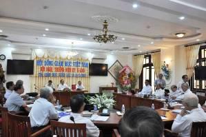 HĐGMVN: Hội Nghị thường niên khóa II/2015