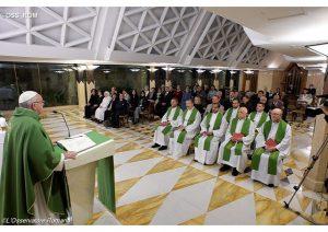 ĐGH yêu cầu các nhà ngoại giao tương lai của Tòa Thánh đi truyền giáo một năm
