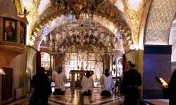 Vương cung Thánh đường Ngôi Mộ Chúa trong thời dịch bệnh Covid-19