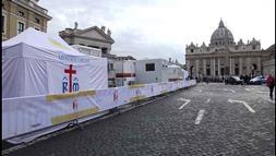 Vatican: Bệnh viện dã chiến nhân Ngày vì người nghèo thế giới