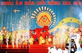Đại Hội Giới Trẻ Giáo Tỉnh Hà Nội lần XII tại Gp. Phát Diệm