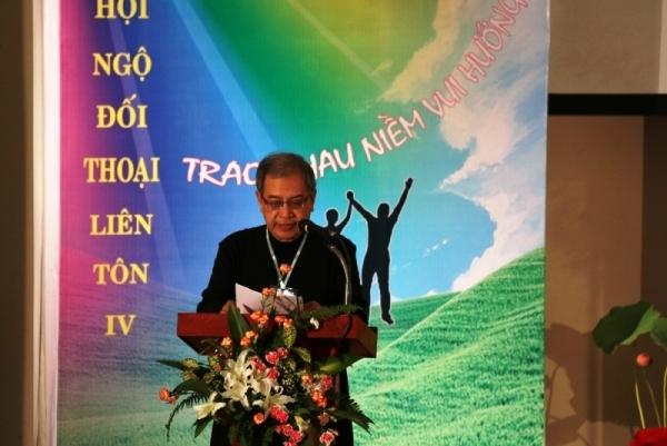 Lm Tổng đại diện Inhaxiô Hồ Văn Xuân