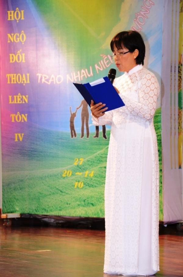 Chị Ngọc Anh