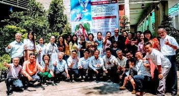 Lễ bổn mạng Đồng Xanh Thơ Sài Gòn (5.10.2019)