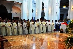 Trực tuyến: Thánh lễ mừng bổn mạng Học viện (22/10)