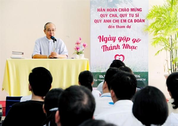Thánh Nhạc Tổng Giáo phận Sài Gòn: Gặp gỡ 2016