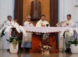 TTMV: Thánh lễ cầu cho Đức TGM Phaolô
