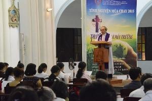 Tĩnh nguyện Mùa Chay: ``Thánh giá & Môi trường`` (11/3)