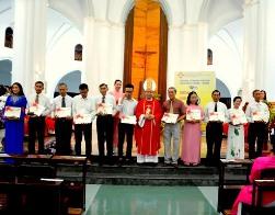 HVMV: Thánh lễ khai giảng NK 2018-2019