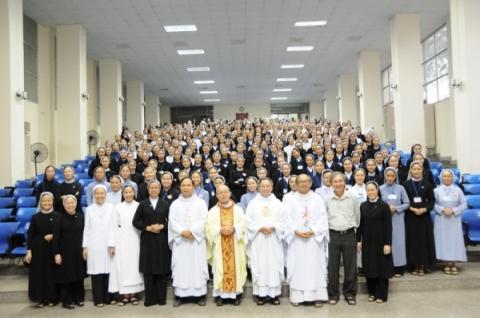 Thánh lễ Tạ ơn Bế mạc Khóa Thần học Hè
