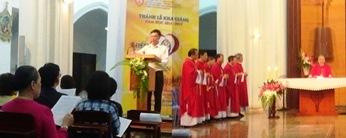Cảm nghĩ nhân lễ khai giảng NK 2016 - 2017 của Học viện  Mục vụ