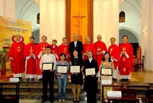 HVMV: Thánh lễ Khai giảng năm học mới (20.9.2016)