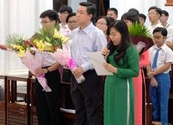 Học viện Mục vụ: Khai giảng năm học mới (12.9.2017)