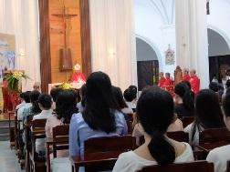 Thánh lễ khai giảng năm học mới (12.9.2017)