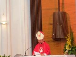 Bài giảng của Đức TGM Phaolô trong Thánh lễ khai giảng