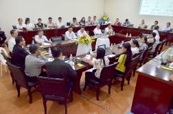 Học viện Mục vụ TGP: Tổng Kết NK 2016 - 2017