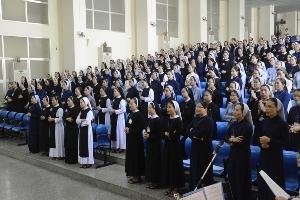 Thánh lễ Bế giảng năm học 2014-2015 Liên Dòng nữ