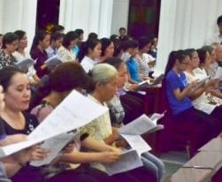 Tĩnh Nguyện Mùa Chay: Lời nguyện trước Thánh Thể