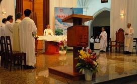 Thánh lễ bế giảng năm học (29.5.2015)