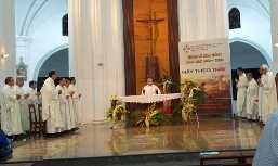 Học viện Mục vụ Sài Gòn: Thánh lễ khai giảng năm học (11.9.2019)